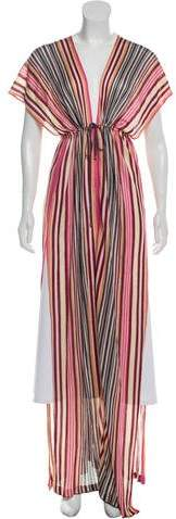 Missoni Mare Striped Knit Cover-Up
