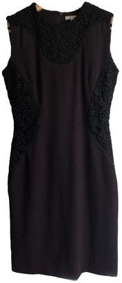 Erdem Purple Wool Dress for Women