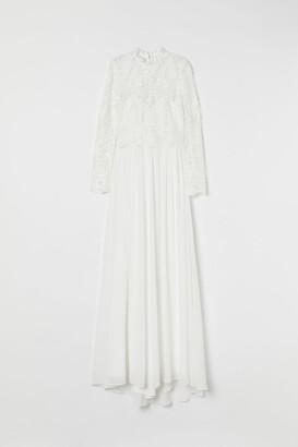 H&M Lace wedding dress