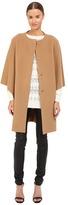 Alberta Ferretti Dolman Sleeve Open Front Jacket Women's Coat