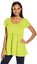 Neon Buddha Women's Sunflower Gathered Tunic