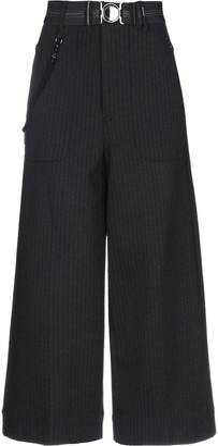 High 3/4-length shorts