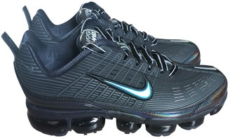 Nike VaporMax Grey Rubber Trainers