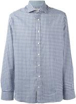 Hackett plaid shirt