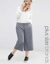 Junarose Striped Culottes