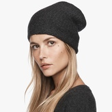 James Perse Chunky Knit Cashmere Beanie