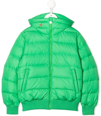 Perfect Moment Kids Super Star puffer jacket