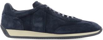 Fabi Suede Low-Top Sneakers