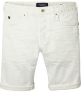 Scotch & Soda Ralston Shorts - Garment Dyed | Regular Slim Fit