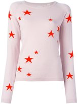 Chinti and Parker star detail jumper