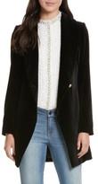 Alice + Olivia Women's Vance Crossover Coat