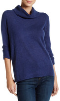 Susina Long Sleeve Cashmere Sweater