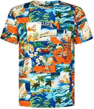 Polo Ralph Lauren Hawaiian Print T-Shirt