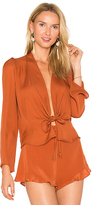Stone_Cold_Fox Medici Blouse in Orange. - size 1 / S (also in 3 / L)