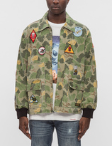 Diamond Supply Co. Pacific Tour Patch Jacket