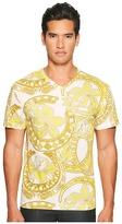 Versace T-Shirt EB3GPB7V0 Men's T Shirt