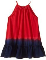 Polo Ralph Lauren Jersey Dip-Dye Maxi Dress (Toddler)