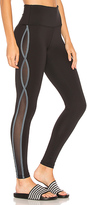 Free People Liza Legging Solid in Black. - size L (also in S,XS)