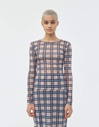 Which We Want Grace Check Top