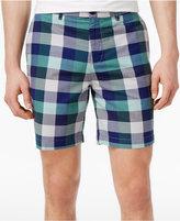 Ben Sherman Men's Large-Check Shorts