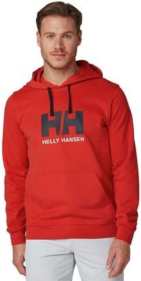 Helly Hansen Logo Pullover Hoodie - Men's
