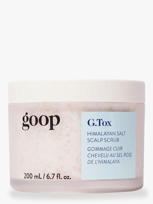 Goop G. Tox Himalayan Salt Scalp Scrub 200ml