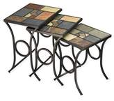 Hillsdale Furniture Pompei 3-Piece Nesting Tables