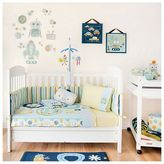Living Textiles Baby Bot Wall Decal Set
