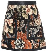 Stella McCartney jacquard tapestry gemma skirt