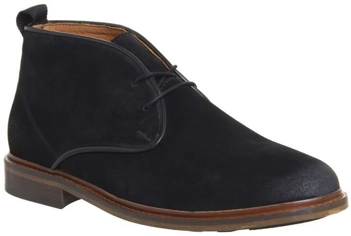 5bc7bc8e695 Shoe The Bear Dalton Chukka Boots Black Suede