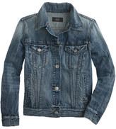 J.Crew Vintage denim jacket in Melrose wash
