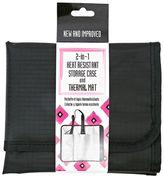 Sally Heat Resistant Storage Case & Thermal Mat-Black