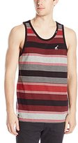 Lrg Men's Resolitionary Camp Stripe Tank Top