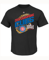 Majestic Men's Chicago Cubs World Series Champ Parade T-Shirt