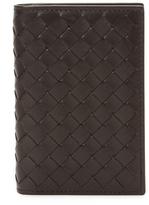 Bottega Veneta Woven Leather Bifold Wallet