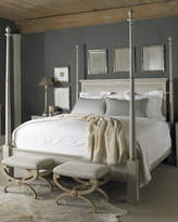 Century Furniture Madeline Queen Poster Bed