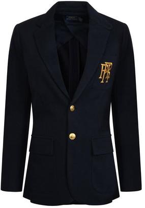 Polo Ralph Lauren Logo Blazer