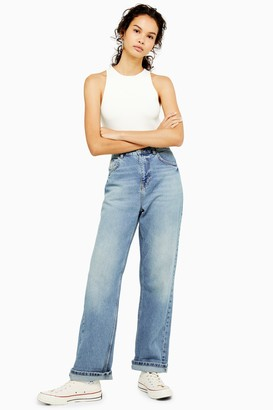 Topshop Straight Jeans