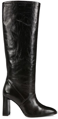 BY FAR Camilla Tall Leather Boots
