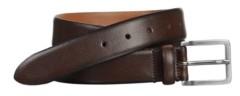 Johnston & Murphy Italian Feathered Edge Belt