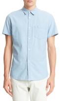 A.P.C. Men's Bryan Chambray Shirt