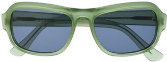 Cutler & Gross Rectangular Sunglasses