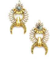 Elizabeth Cole Halcyon Earrings