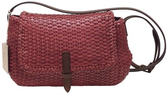 DRAGON DIFFUSION Burgundy Leather Handbags