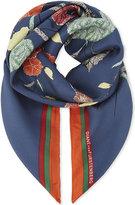 Diane von Furstenberg Ampere silk scarf