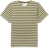 Margaret Howell Mhl Matelot Striped Cotton-Jersey T-Shirt