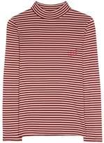 81 Hours 81hours Elfie striped cotton top