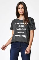 Billabong Must Go Boyfriend T-Shirt