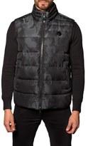 Jared Lang Aspen Camo Down Puffer Vest