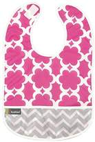 Kushies Cleanbib Infant or Toddler Waterproof Clean Bib with Pocket (6-12 Months, )